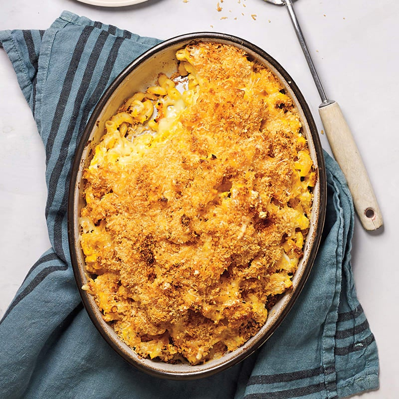 Photo of 4-cheese mac & cheese by WW