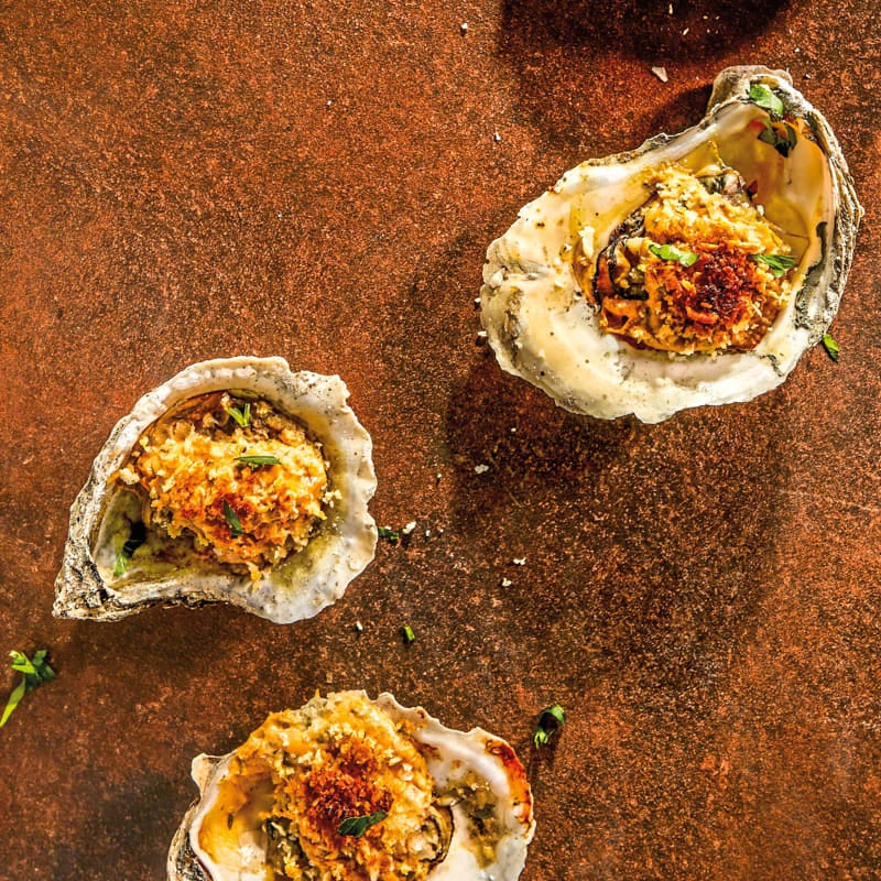 Photo of Baked oysters by WW