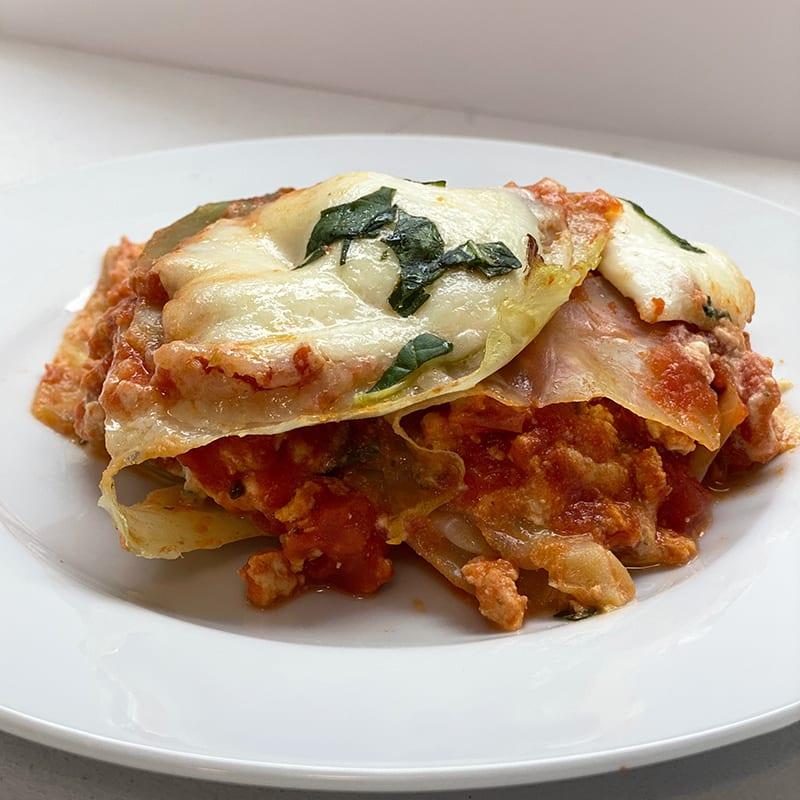 Photo of No-noodle turkey lasagna by Digital 360 Coach Lisa by WW