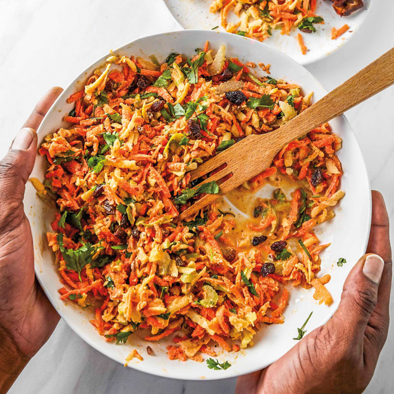 Photo of Curried carrot slaw by WW