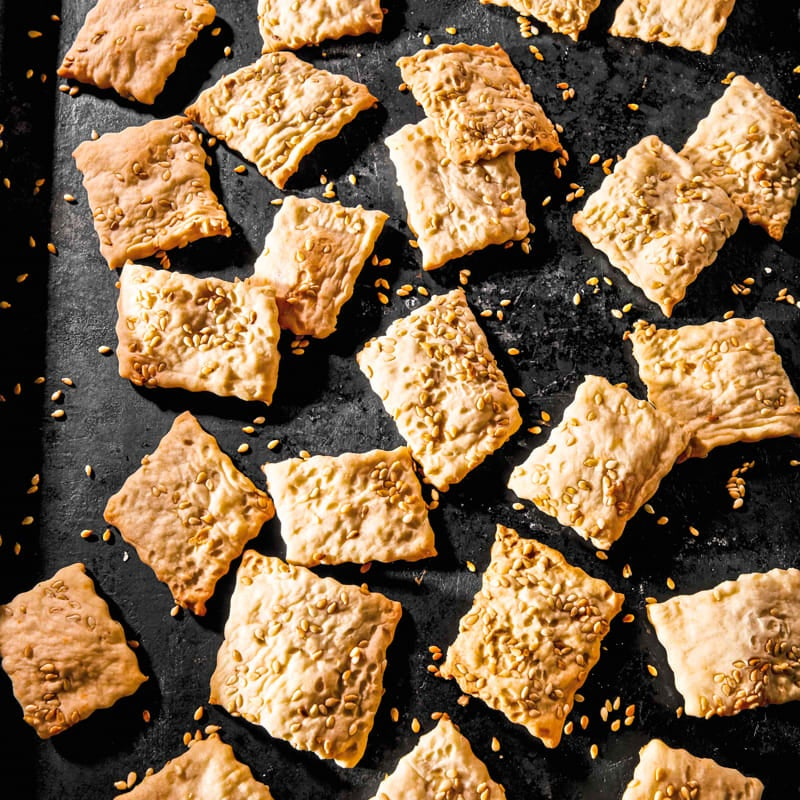 Photo of Benne crackers by WW
