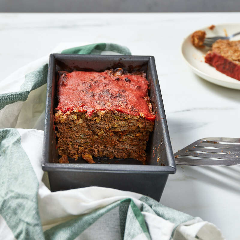 Photo of Spicy meatloaf by WW