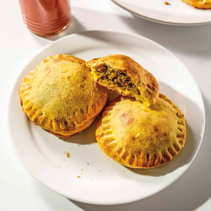 Photo of Spicy lentil patties by WW