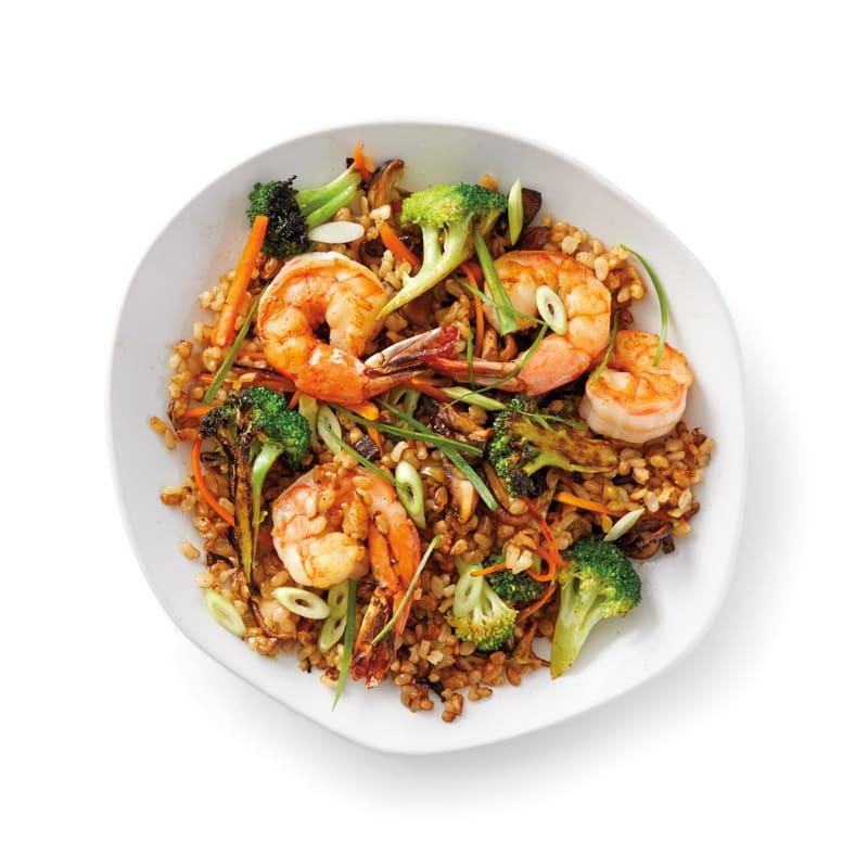 Photo of Shortcut-shrimp fried rice by WW