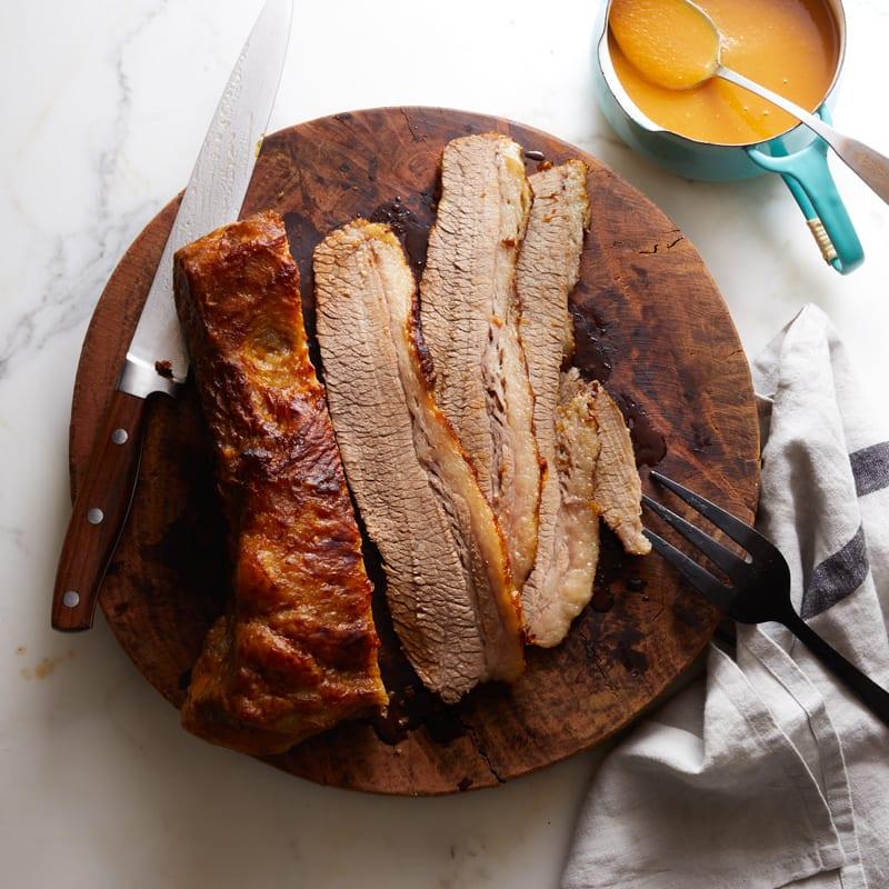 Photo of Pot roast with gravy by WW
