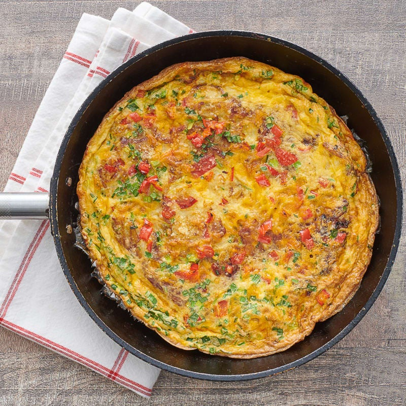 Photo of Potato and pepper frittata by WW