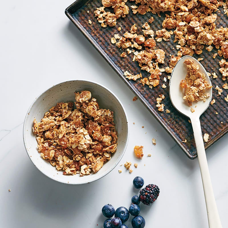 Photo of Fruit-and-nut-granola by WW