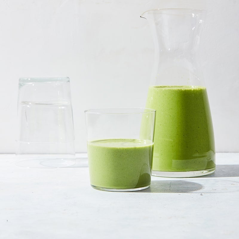 Photo of Apple & greens smoothies by WW
