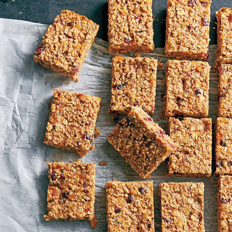 Photo of Fruit-and-grain snack bars by WW