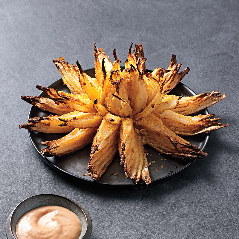 Photo of Air fryer blooming onion by WW