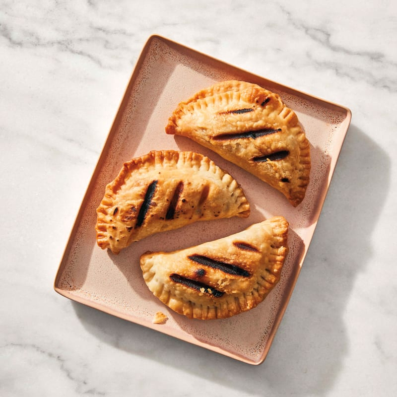 Photo of Grilled apple pies by WW