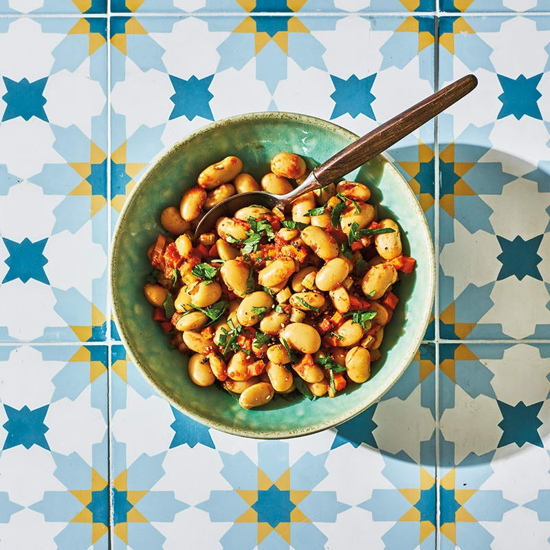 Photo of Greek-style butter beans by WW