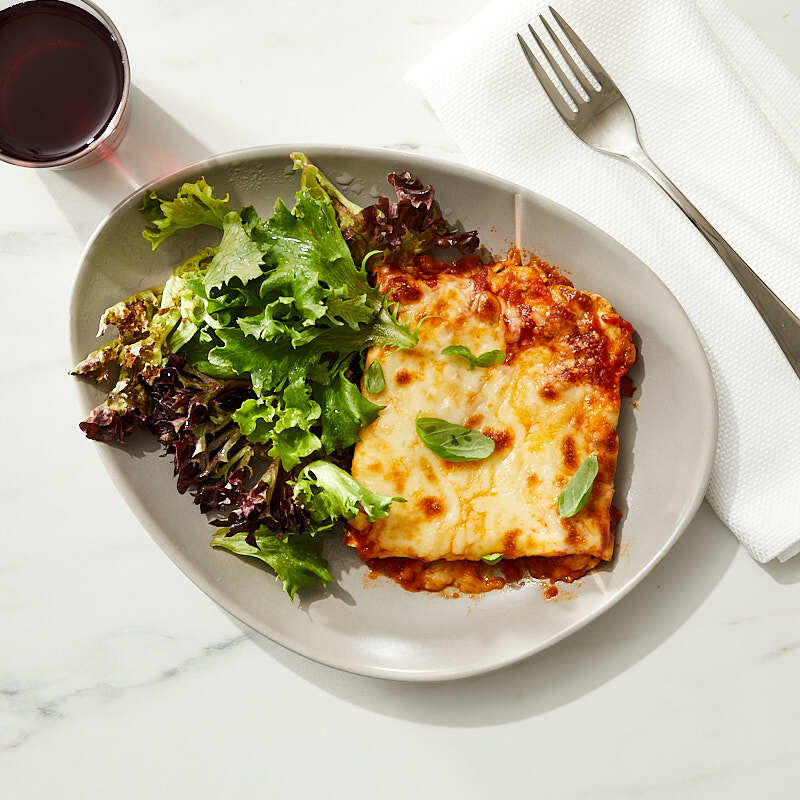 Photo of Lightened-up chicken Parmesan by Katie Lee by WW