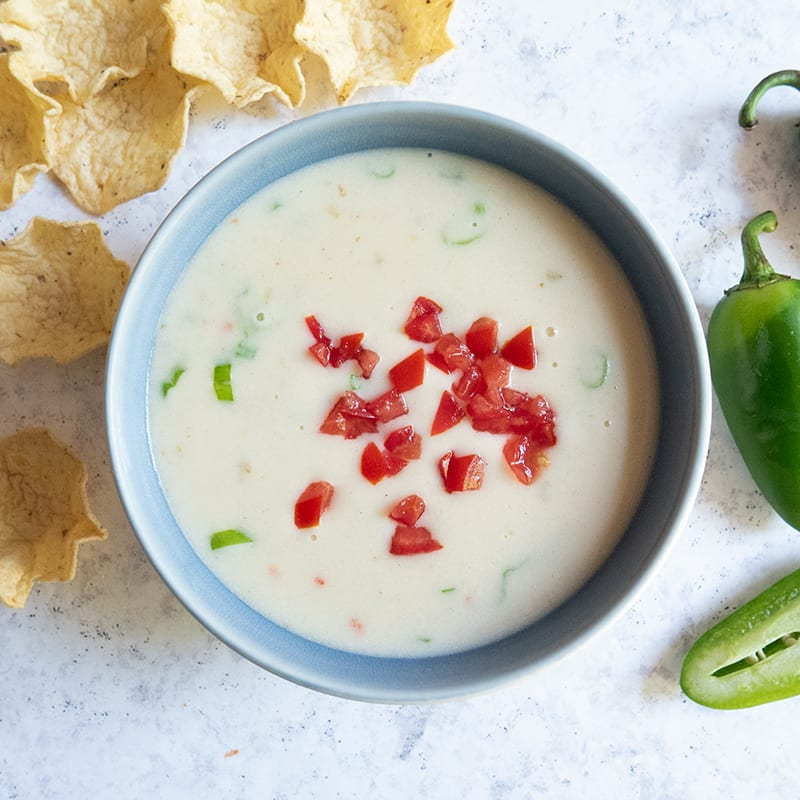 Photo of Queso blanco dip by WW