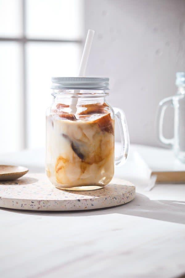 Photo of Caramel iced-coffee by WW