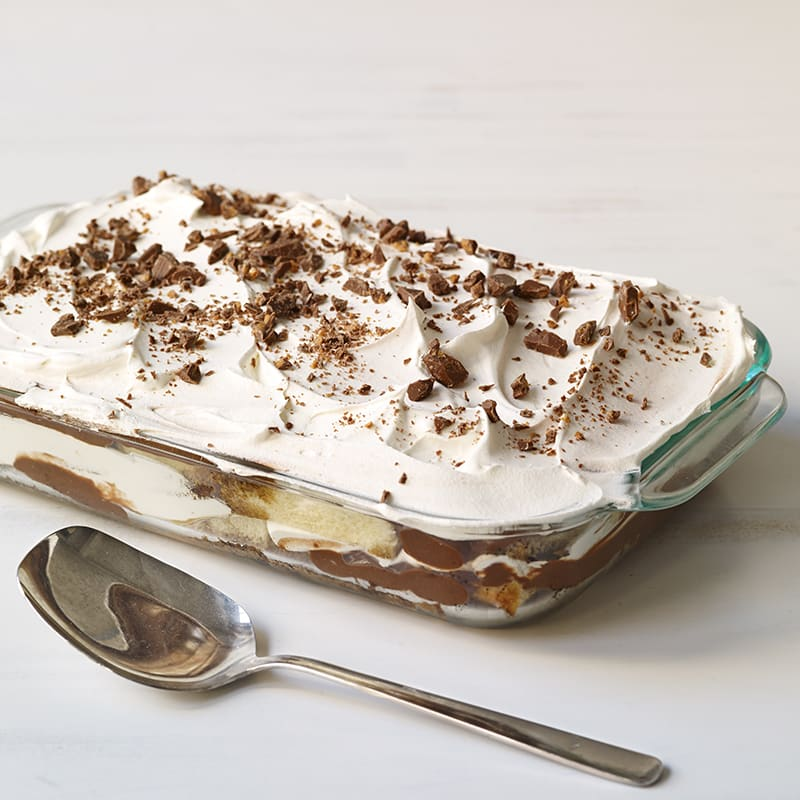 Photo of Mocha trifle by WW