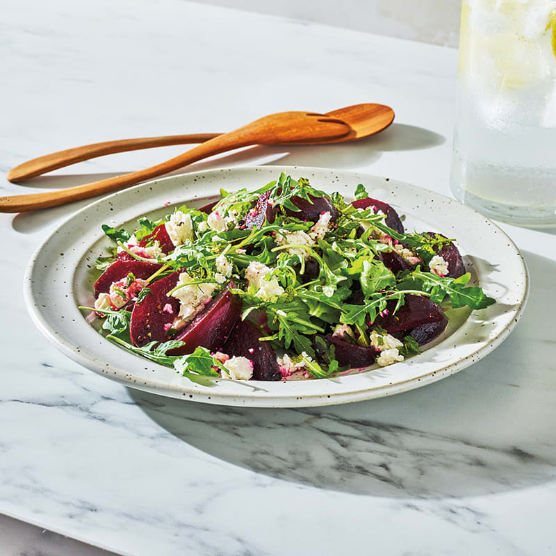 Photo of Beet & mint salad with feta by WW