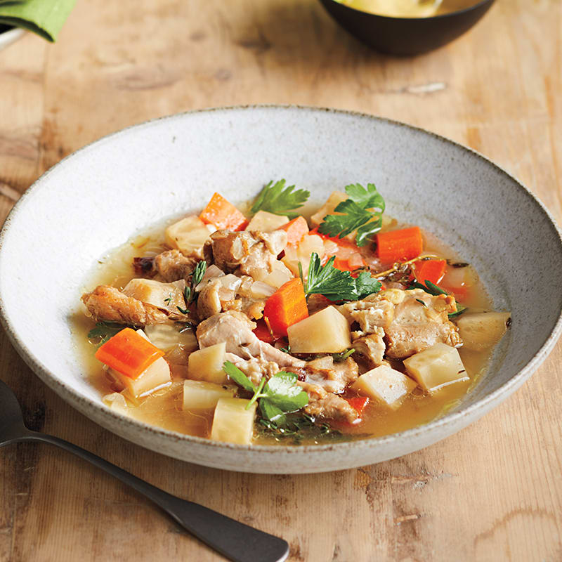 Photo of Chicken with celery root and apple by WW