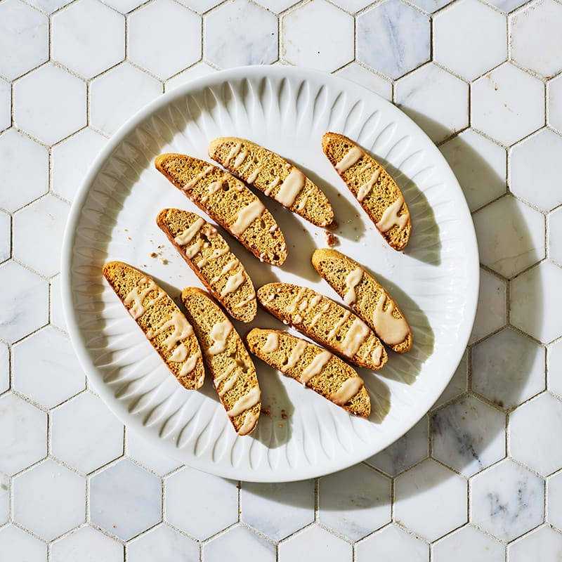 Photo of Lemon-almond biscotti by WW
