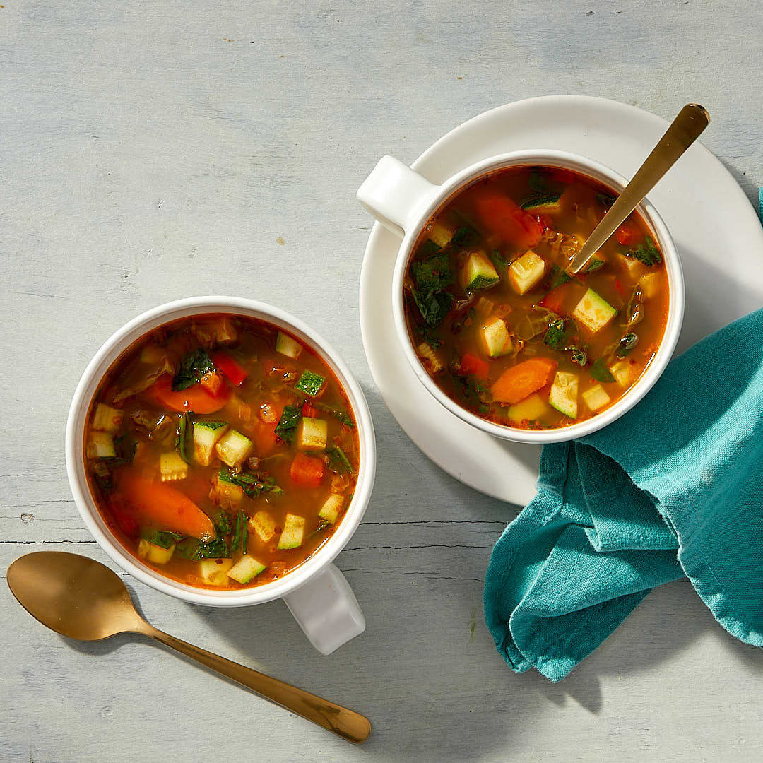 Photo of Garden Vegetable Soup by WW
