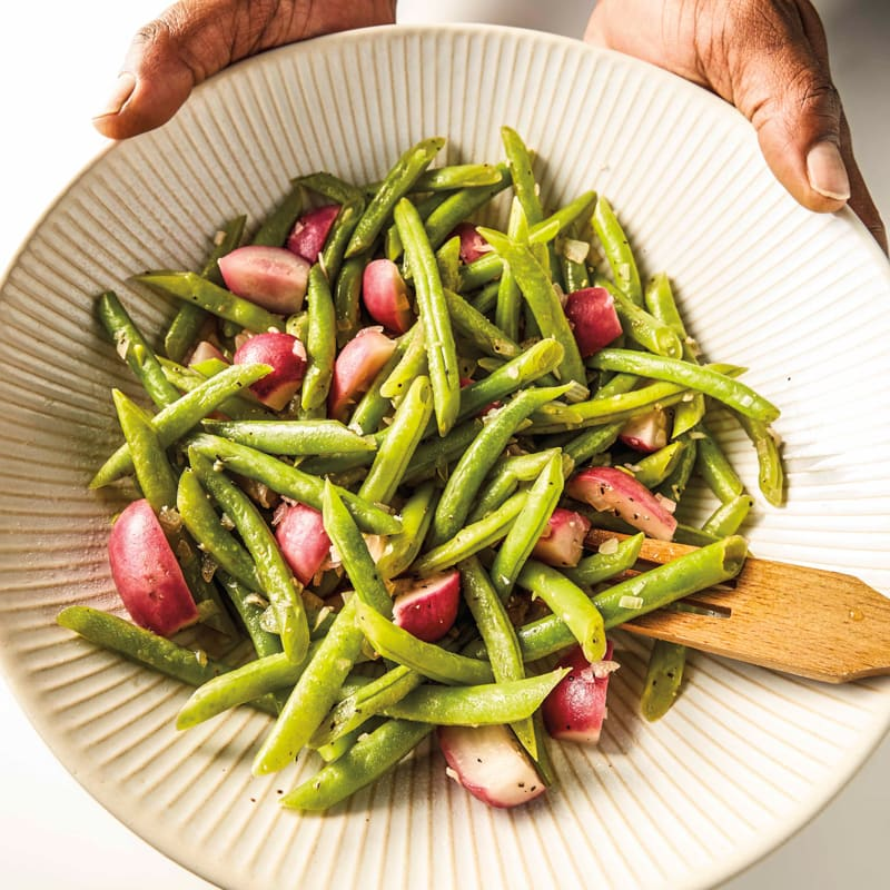 Photo of Classic green beans by WW
