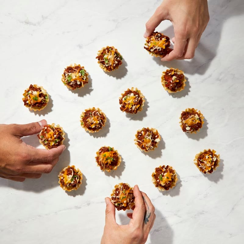 Photo of Baked Mexican Phyllo Bites by Millie Peartree by WW