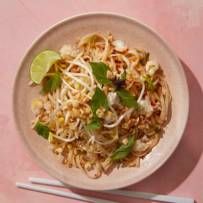 Photo of Quick crab pad Thai by WW