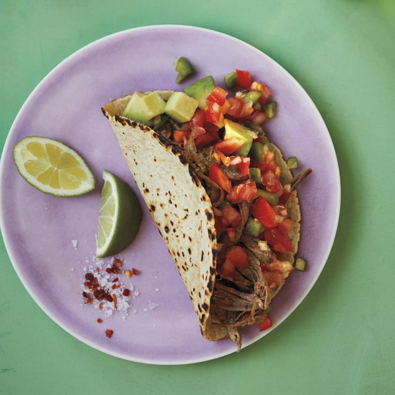 Photo of Beef carnitas tacos by WW