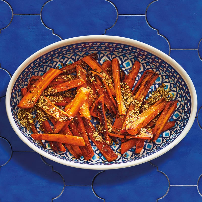 Photo of Roasted carrots with dukkah by WW