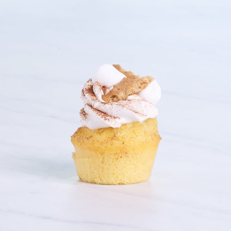 Photo of WW mini s'mores cupcakes by WW