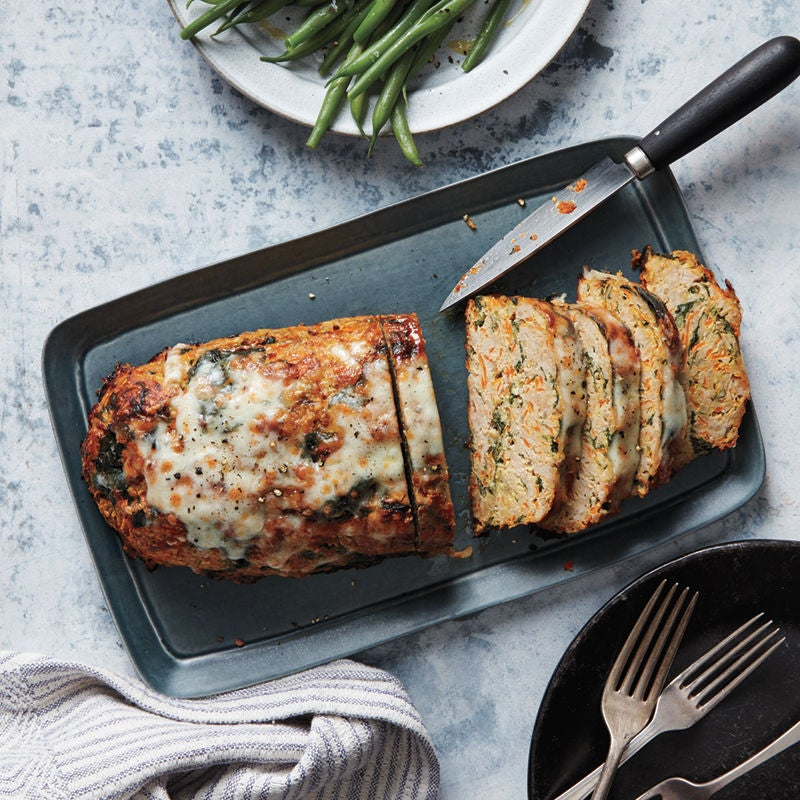 Photo of Very veggie turkey meat loaf by WW
