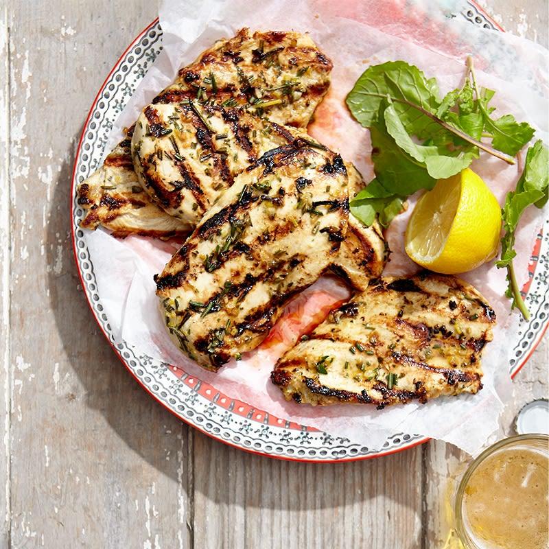 Rosemary-Lemon Chicken Breasts