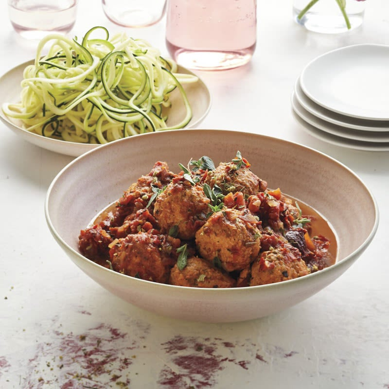 Photo of Meatballs in chipotle chile sauce by WW