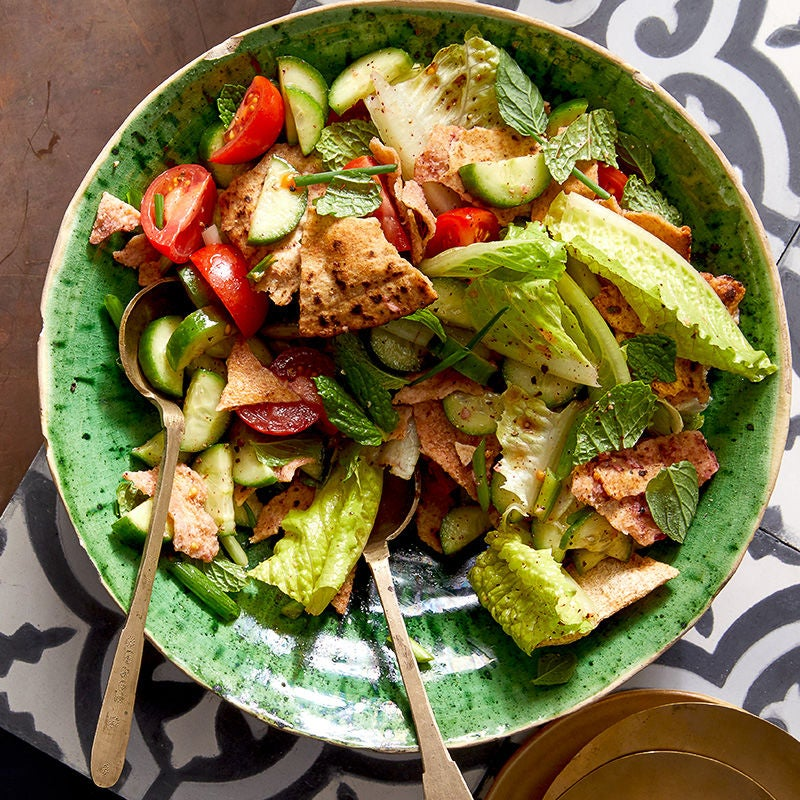 Photo of Fattoush Salad by WW