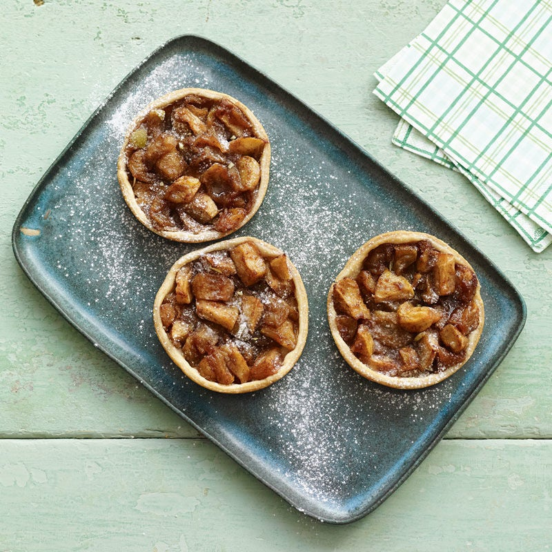 Photo of Individual apple-cinnamon pies by WW