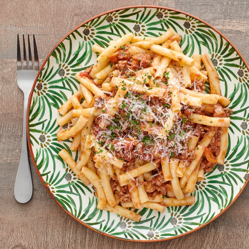 Photo of Rigatoni with meat sauce by WW