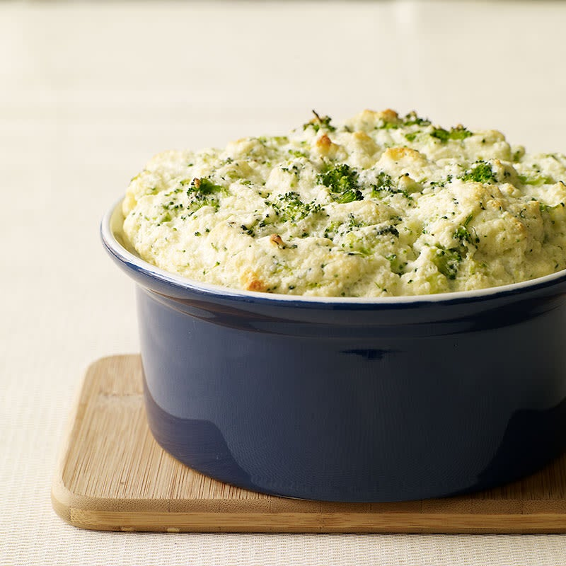 Photo of Broccoli and Parmesan Souffle by WW