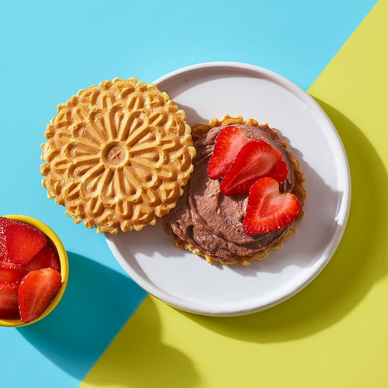 Photo of DIY ice cream sandwiches by WW
