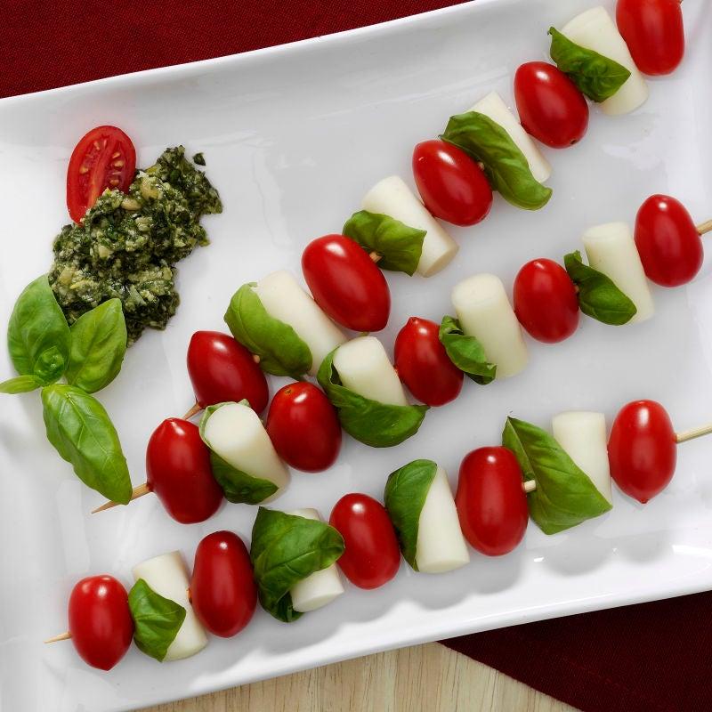 Photo of Tomato mozzarella skewers by WW