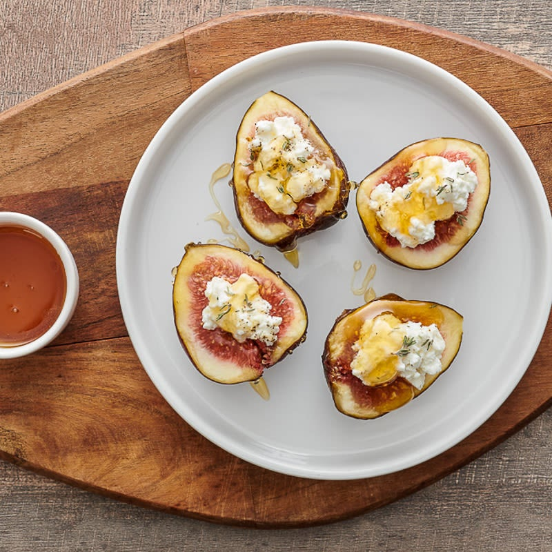 Photo of Honey-and-cheese stuffed figs by WW