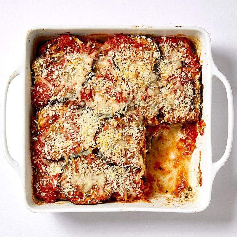Eggplant Parmesan Recipes Ww Usa