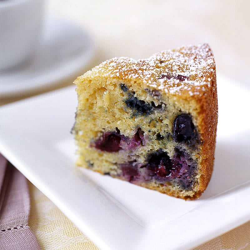 Photo of Slow Cooker Blueberry Coffee Cake by WW