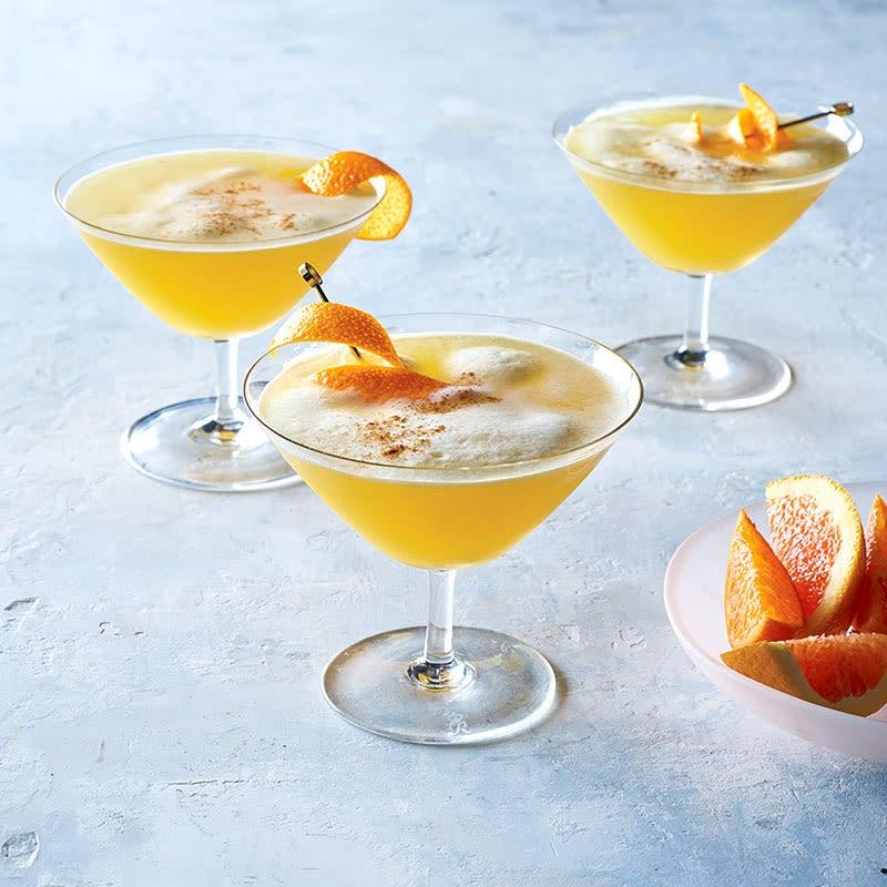 Photo of Orange bourbon sour by WW