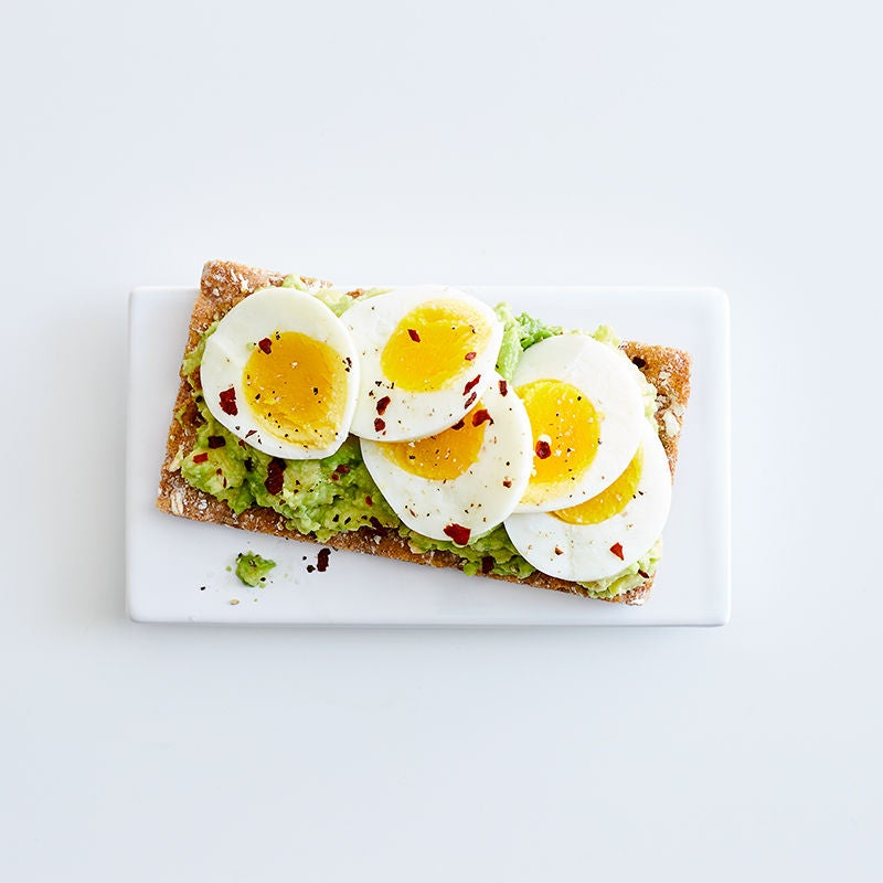 Photo of Avocado and egg crisp by WW