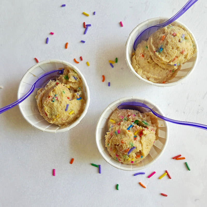 Photo of Confetti cookie dough by WW
