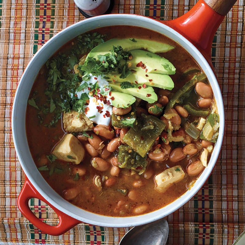 Photo of Chicken chili with poblanos by WW