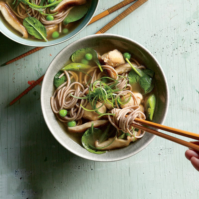 Photo of Soba Chicken Noodle Bowl by WW