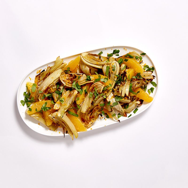 Photo of Roasted fennel with orange and basil by WW