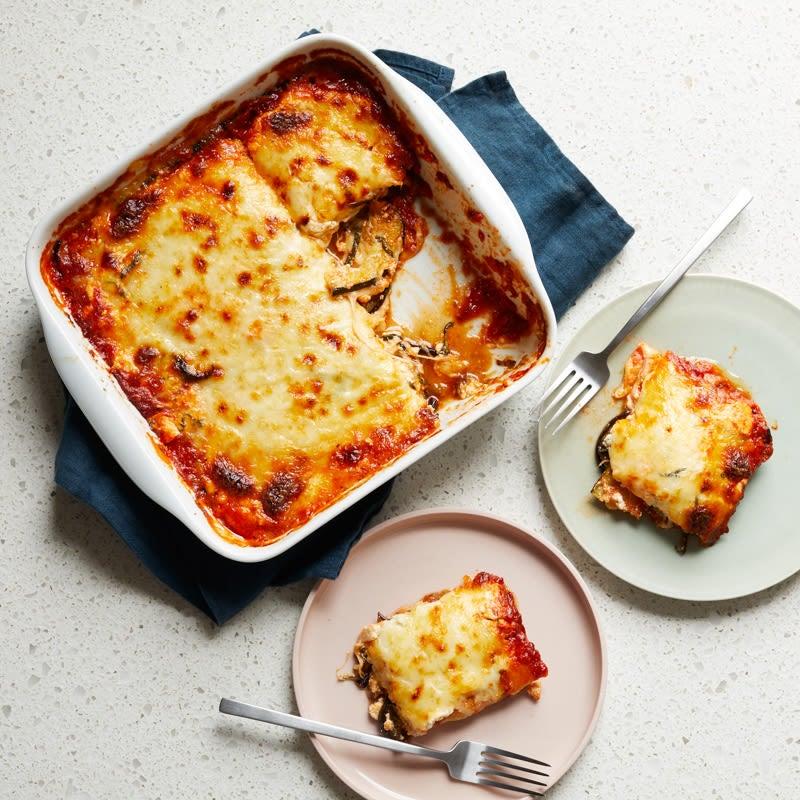 Photo of No-noodle vegetable lasagna by WW