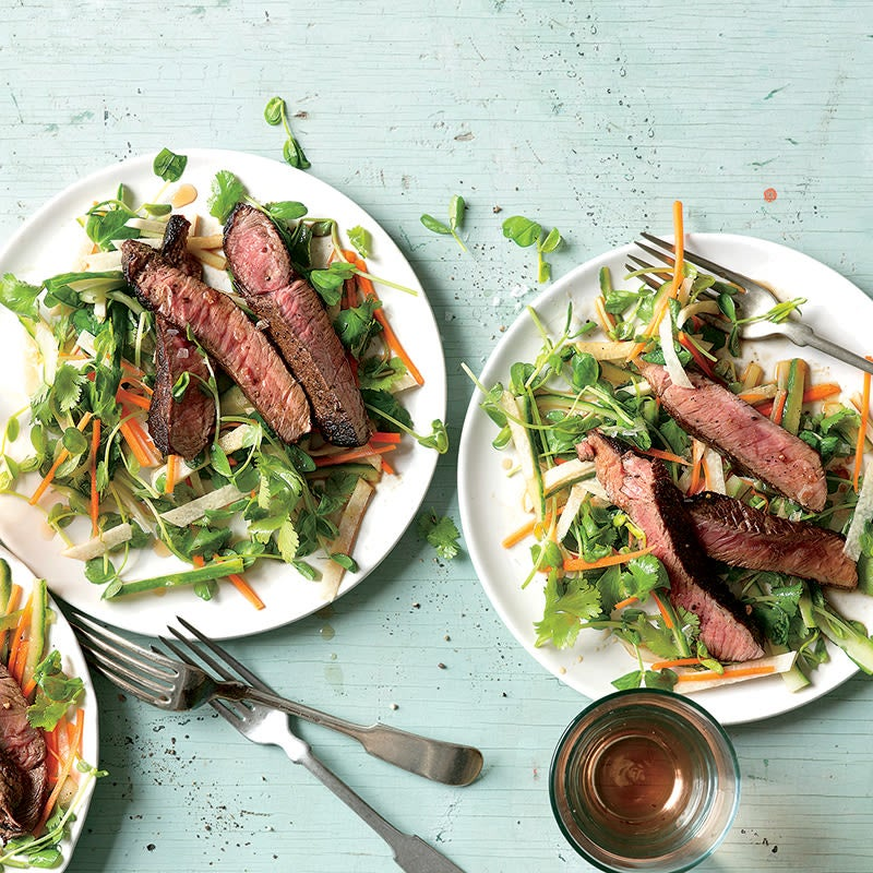 Photo of Thai-Beef Salad by WW